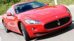 2009 Maserati Granturismo S Drives Maserati Music Granturismo S