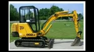 jcb 802 802 4 802super mini excavator service repair workshop