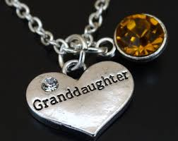 granddaughter jewelry granddaughter gift granddaughter jewelry gift