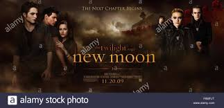 release date november 20 2009 movie title twilight new moon