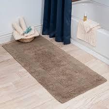 White Bathroom Rugs Bathroom Flooring White Lavish Home Bath Rugs Mats Bathroom