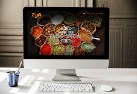 ziya events tripleseven creative ltd web design cheshire