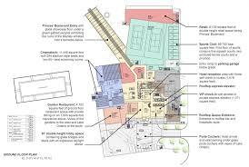 Floor Plan For Hotel Hotel X Was Hotel In The Garden Urban Toronto