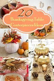 20 Thanksgiving Table Centerpiece Ideas