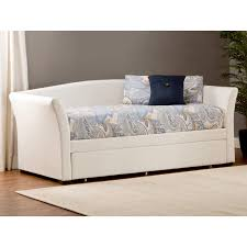 belham living casey daybed white full hayneedle throughout daybed
