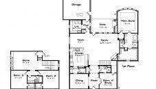 house plans rambler smalltowndjs com house plans with big kitchens home floor small carsontheauctions