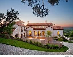 house of the day viva villa ascosa mediterranean style