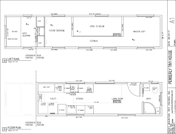 Tiny House Town The Pemberley 460 Sq Ft Tiny House Plans For A Gooseneck Trailer