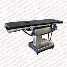amsco 2080 rc surgical table u2013 seattle technology surgical division
