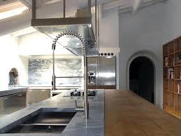 island kitchen sink country kitchen city sleek rustic chic