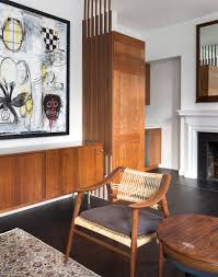 midcentury modern nyc apartment inspired by japenese des