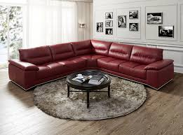 romeo leather sectional sofa j u0026m furniture