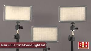 Lighting by Three Point Lighting Youtube