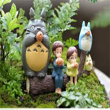 2017 new small garden ornaments a set of micro landscape moss
