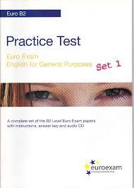 euroexam b2 practice test documents