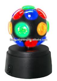 mini disco ball light mini rotating disco ball l buy rgb moving head wheel disco l