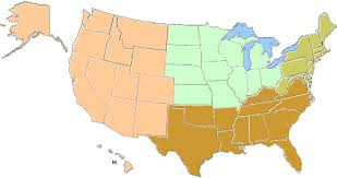 map of usa showing southern states about southern ipm center