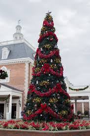 photos epcot celebrates the holiday season with festive