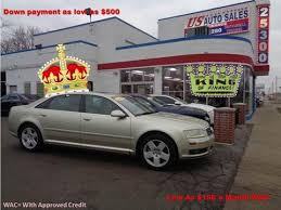 audi for sale michigan audi a8 for sale in michigan carsforsale com
