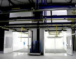 photo booth equipment enclosed paint booth for aeronautical applications for the