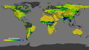 Global Map Of The World by Nasa U0027s Aquarius Returns Global Maps Of Soil Moisture Nasa