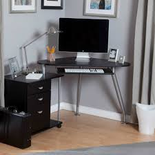 furniture simple and minimal computer desk for home with white