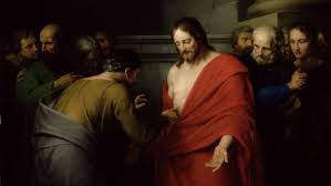 wallpaper background jesus christ creativity painting doubting thomas jesus christ classic art hd