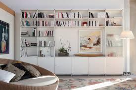 librerie bianche librerie bianche librerie componibili alluminio fitting