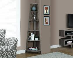 bookcase corner ladder shelf canada corner bookshelf walmart