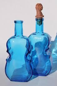Blue Bottle Vase Old Antique Glass Bottles And Jars