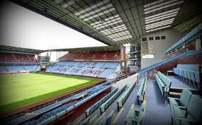 layout of villa park a proper football ground away fans reveal what they really think
