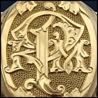 custom ring engraving custom engraved luxury signet rings