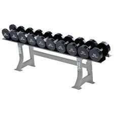 hammer strength single tier dumbbell rack life fitness strength