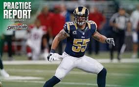 Tim Barnes St Louis Rams Los Angeles Rams Tim Barnes