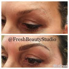 Permanent Makeup Eyebrows Hair Stroke Microblading Vs Permanent Makeup By Beauty Expert Nikol Johnson
