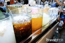 canap駸 pour cocktail 曼谷夜市集景 新空佬夜市 新南巴士站在地草根夜市 愛旅誌