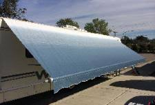 Awning Fabric For Rv Rv Expert Mobile Awning Service Serving San Diego County