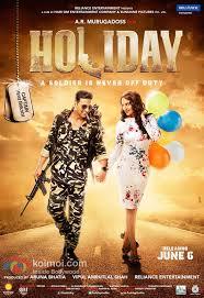 check out brand new posters of u0027holiday u0027 koimoi