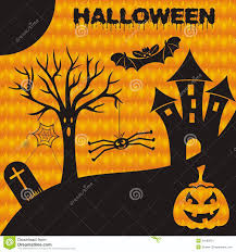 halloween card stock images image 34562674