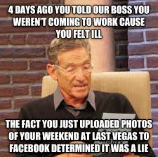4 Day Weekend Meme - livememe com maury determined that was a lie