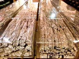 Epoxy Table Top Ideas by Salvaged Wooden Resin Dining Table Resin Has Swallowed A Tree