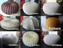 pouf coffee table house decorations