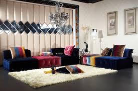 Vig Furniture Houston by Divani Casa Modern Unique Sofa Designs