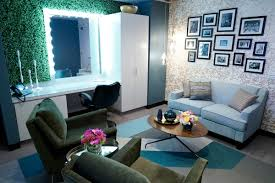 drew and jonathan scott design dressing room for kelly ripa and