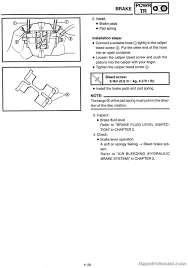 1999 2001 yamaha snowmobile service manual pz500 phazer vt500xl