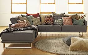 Decorative Pillows Modern Living Room Sofa Pillowsthrow Pillows Target And Odin Sectional