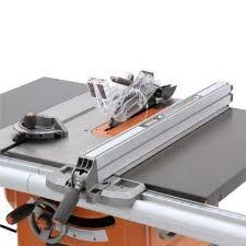 ridgid 13 10 in professional table saw ridgid 13 amp 10 professional cast iron table saw r4512 check
