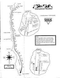 Big Sur Map 2015 April