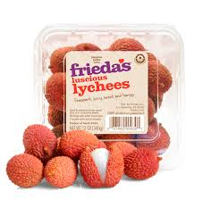lychee fruit peeled frieda u0027s offers south african lychees for the holidays frieda u0027s