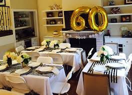 surprise 60th birthday 60th birthday party ideas on a budget whomestudio com magazine
